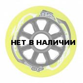 Комплект колёс для роликов TEMPISH 2018 RADICAL COLOR 90x24 85A green