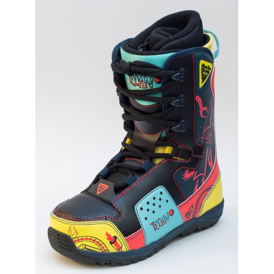 Ботинки для сноуборда Black Fire 2016-17 Techno