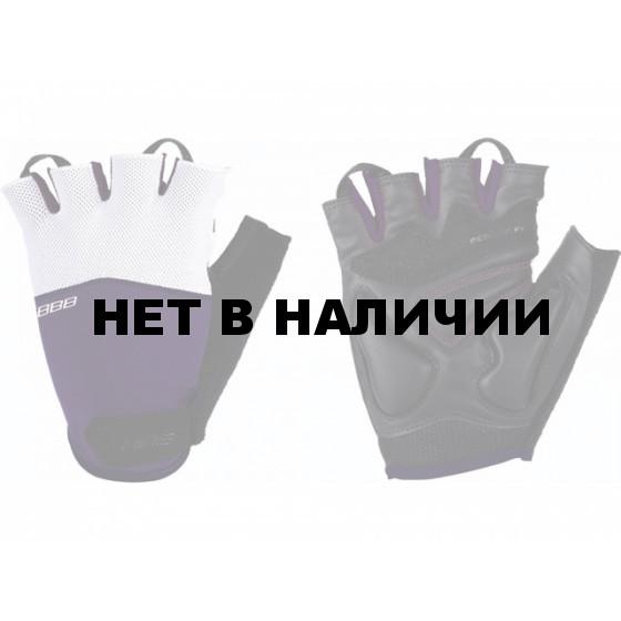 Перчатки велосипедные BBB Omnium purple (BBW-47)