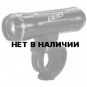 Фонарь передний BBB HighFocus 170 lumen 3x AAA black (BLS-62)