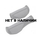Грипсы BBB InterGrip black grey 92mm and 132 mm (BHG-77)