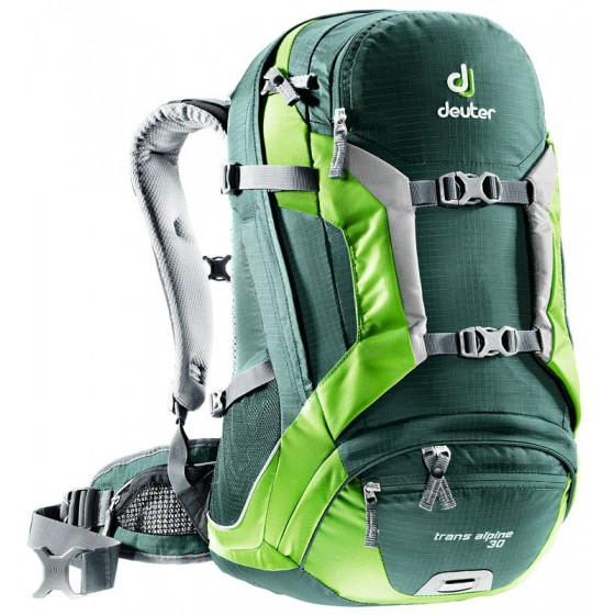 Рюкзак Deuter 2016 Trans Alpine 30 forest-kiwi