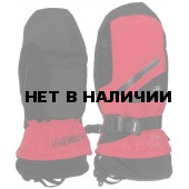 Варежки GLANCE Fighter Mitten (red/black) красный/черный