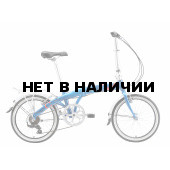 Велосипед Welt 2018 Subway 20 blue