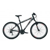 Велосипед FOCUS RAVEN ROOKIE 1.0 20R 2017 BLACK MATT
