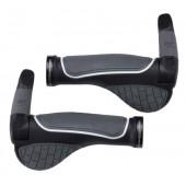Грипсы BBB Fixset (Interfix grip and InterBar barends 65mm) black (BHG-48M)