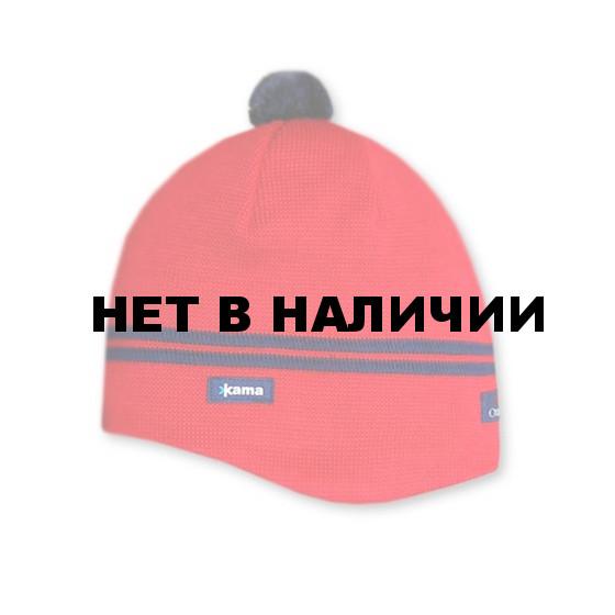 Шапка Kama A26 (red) красный