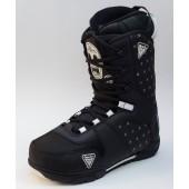 Ботинки для сноуборда Black Fire 2016-17 B&W black