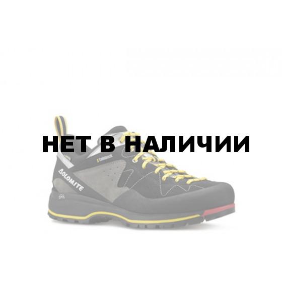 Ботинки для альпинизма Dolomite 2016 STEINBOCK LOW GTX BLACK-SILVER