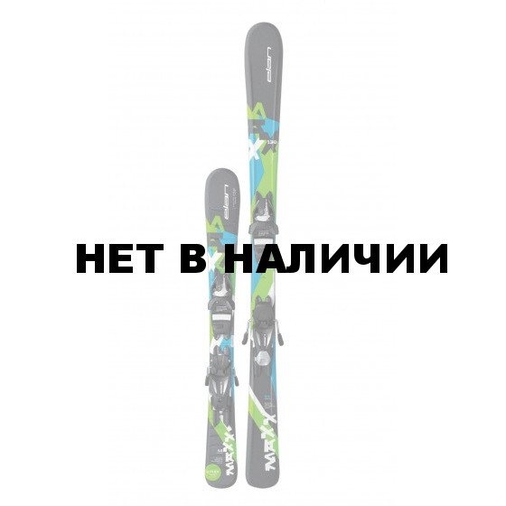 Горные лыжи с креплениями Elan 2016-17 MAXX QT EL 4.5 (110-120)