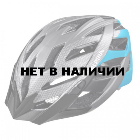 Летний шлем ALPINA 2016 TOUR Panoma L.E. darksilver-black-blue