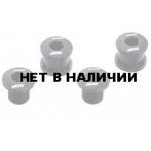 Бонки BBB TorxStars 2x 10 speed Shimano XT alum. black (BCR-58S)
