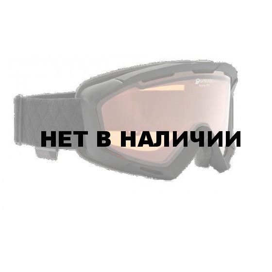 Очки горнолыжные Alpina PANOMA QH black/white (black nurbs)