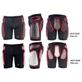 Защитные шорты FTWO Padded plastic shorts