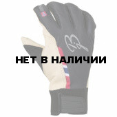 Перчатки беговые Bjorn Daehlie Glove RACE WARM Black (Черный)