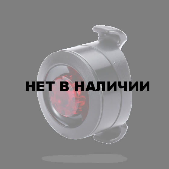 Фонарь задний BBB Spy 7 lumen 2x CR2032 черный