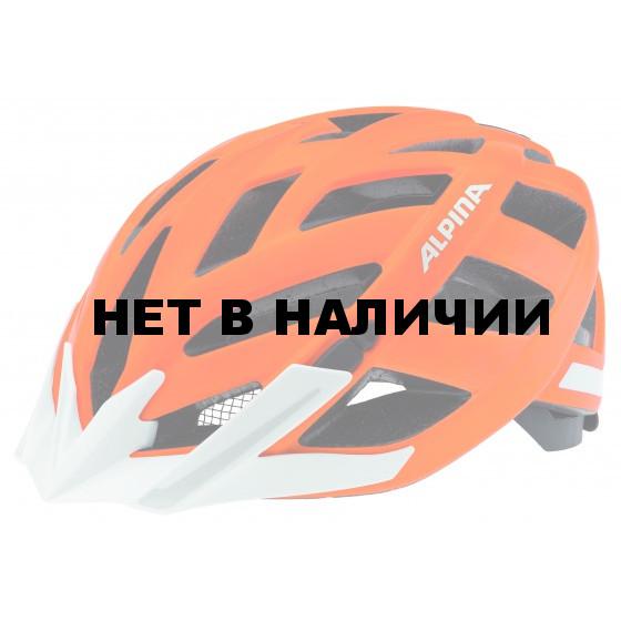 Летний шлем ALPINA 2017 PANOMA City orange matt reflective