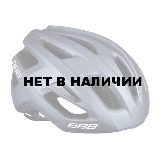 Летний шлем BBB Kite матовый серый (BHE-29)