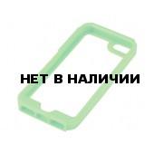 Рамка для телефона BBB 2015 smart phone mount Sleeve Patron I5 green (BSM-31)