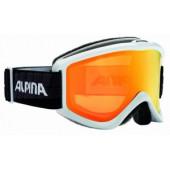 Очки горнолыжные Alpina SMASH 2.0 MM black/ anthracite (б/р)