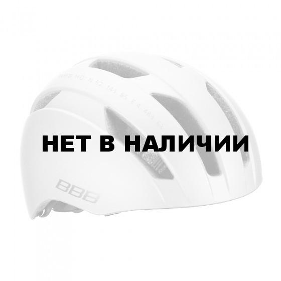 Велошлем BBB 2018 Metro белый (US:M)