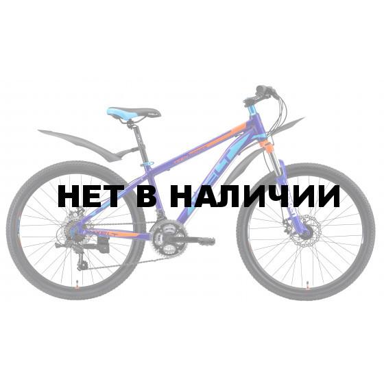 Велосипед Welt 2018 Peak 26 Disc dark blue/orange