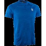 Футболка беговая Bjorn Daehlie 2018 T-Shirt Oxygen Blue