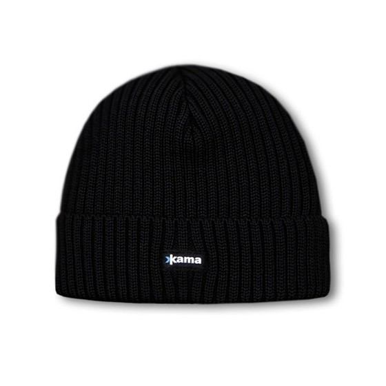 Шапка Kama A12 (black) черный