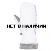 Варежки Lafuma 2016-17 LD BORAH MITTEN WHITE - BLANC