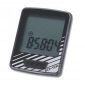 Компьютер BBB DashBoard 10 functions проводной черный/серебро (BCP-15W)