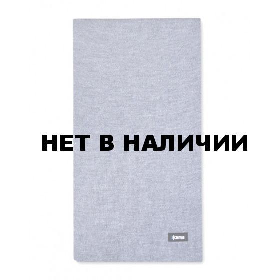 Шарфы Kama S08 (gray) светло-серый