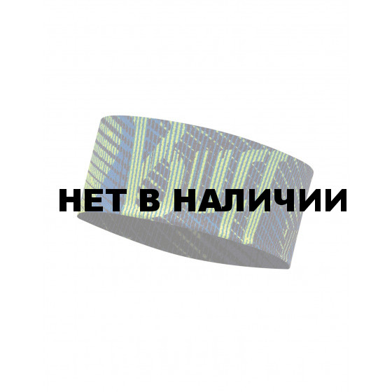 Повязка BUFF FASTWICK HEADBAND R-FLASH LOGO MULTI