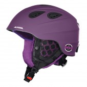 Зимний Шлем Alpina GRAP 2.0 L.E. deep-violet matt