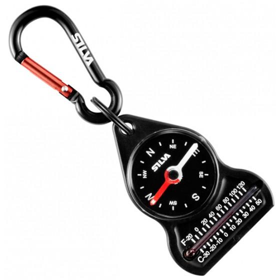 Компас Silva Compass 10 Carabiner