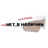Очки солнцезащитные BBB Select PC Smoke red MLC lens red tips Team glossy white (BSG-43)