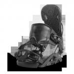 Сноуборд крепления NIDECKER 2017-18 FLOW NEXUS HYBRID BLACK