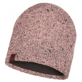 Шапка BUFF KNITTED & POLAR HAT ARNE PALE PINK