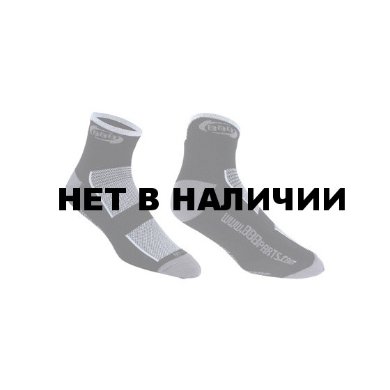 Носки BBB TechnoFeet black white (BSO-01)