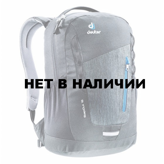 Рюкзак Deuter 2015 Daypacks StepOut 16 dresscode-black