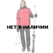 Брюки горнолыжные MAIER Anton (black) черный