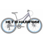 Велосипед Welt 2018 FAT Freedom 24 matt violet/blue