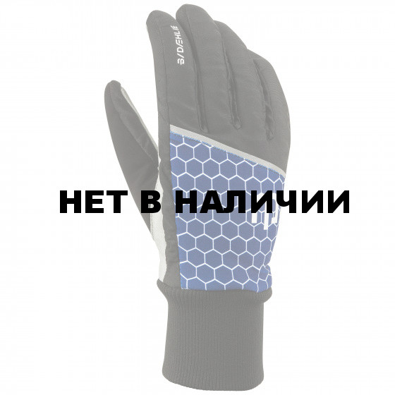 Перчатки беговые Bjorn Daehlie 2017-18 Gloves Stride Blue Ribbon (US:S)