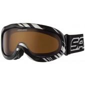 Очки горнолыжные Salice 884DAFD BLACK/BROWN