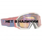 Очки горнолыжные Salice 618DARWF RED/RADIUM (б/р:ONE SIZE)