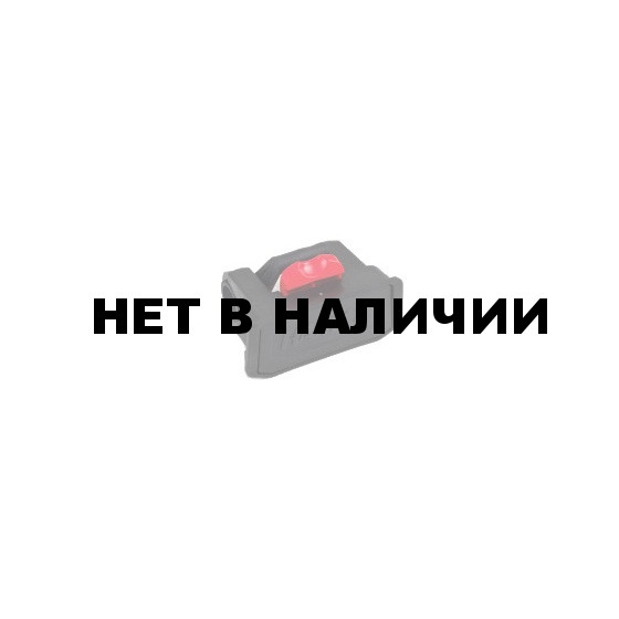 Хомут на руль HAMAX PLUS FRONT BRACKET серый