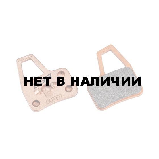 Тормозные колодки BBB DiscStop (Hayes El Camino) (BBS-49)