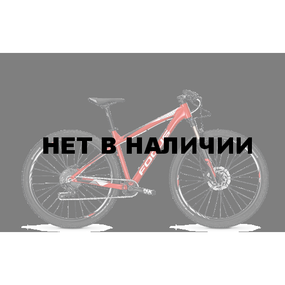 Велосипед FOCUS WHISTLER PRO 2018 firered