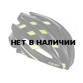Летний шлем BBB Icarus metalic black neon yellow (BHE-05)