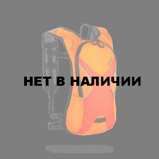 Велосумка BBB LiteFuel hydration 6 liters оранжевый/красный