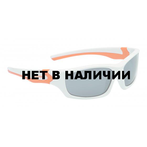Очки солнцезащитные Alpina 2018 FLEXXY TEEN white-orange
